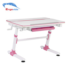 School Furniture Ergonomic Tilting Adjustable Study Table For Students