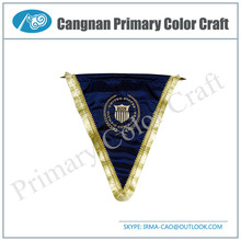 High Quality mini pennant flag football club pennant flag soccer pennants