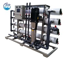 XIXI Large Scale Reverse Osmosis 8000 LPH Water Filter Machine System For Power Plant