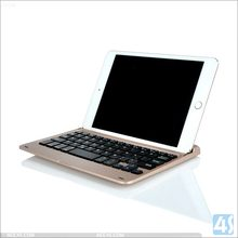 Hot selling wireless keyboard ,Leather Case Bluetooth Keyboard for Apple iPad Pro 12.9