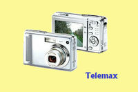 2.5 inch 4 in 1 multi-funtion Digital Camera