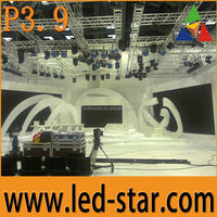 High Quality 3.9mm pitch TV Studio LED Screen Display Price from Trustworthy Manufacturer