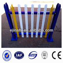 2750mm powder coated Palisade Fence/Euro fence