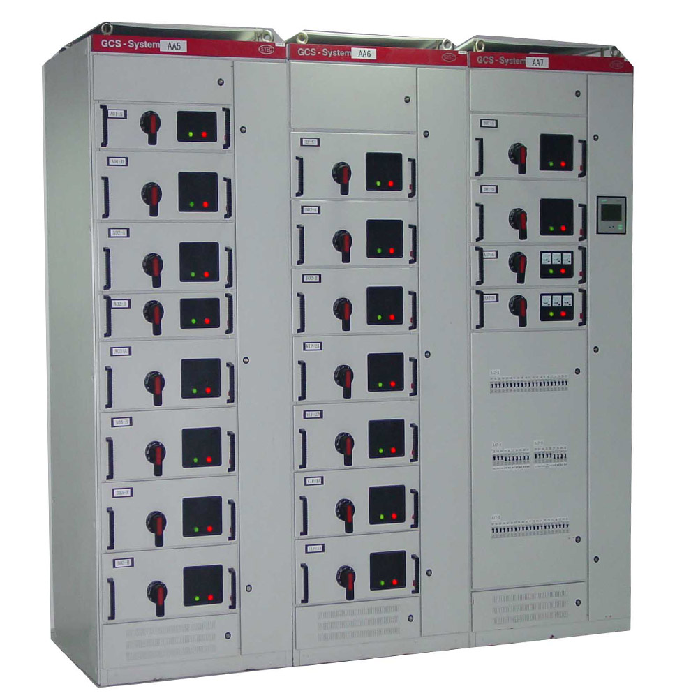 GCS withdrawable Electrical Switch cabinet/Power Distribution Panel