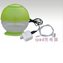 Electronic USB household fresh air cleaner