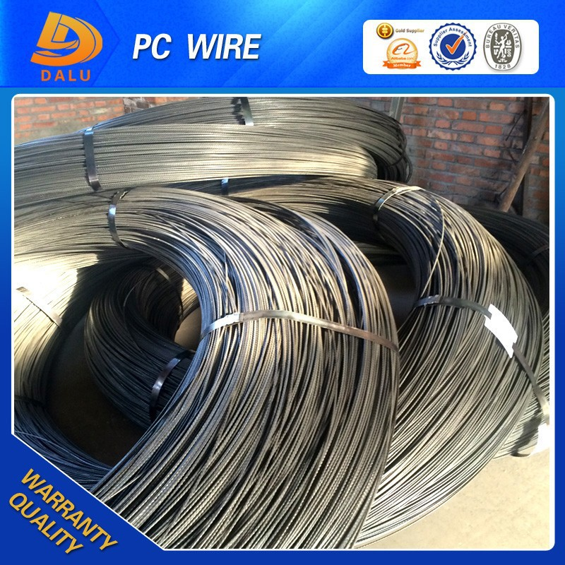 Hot-sale 4mm 5mm PC Thin Steel Wire for Electric Pole