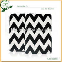 2011 Hot ,for ipad 2 case,horizontal leather Case for ipad 2,for Tablet pc leather case with stand