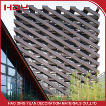 Soundproof Airport Aluminum Building Decoration Material