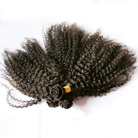 Factory Price Cheap wholesale kinky curly remy virgin indian hair