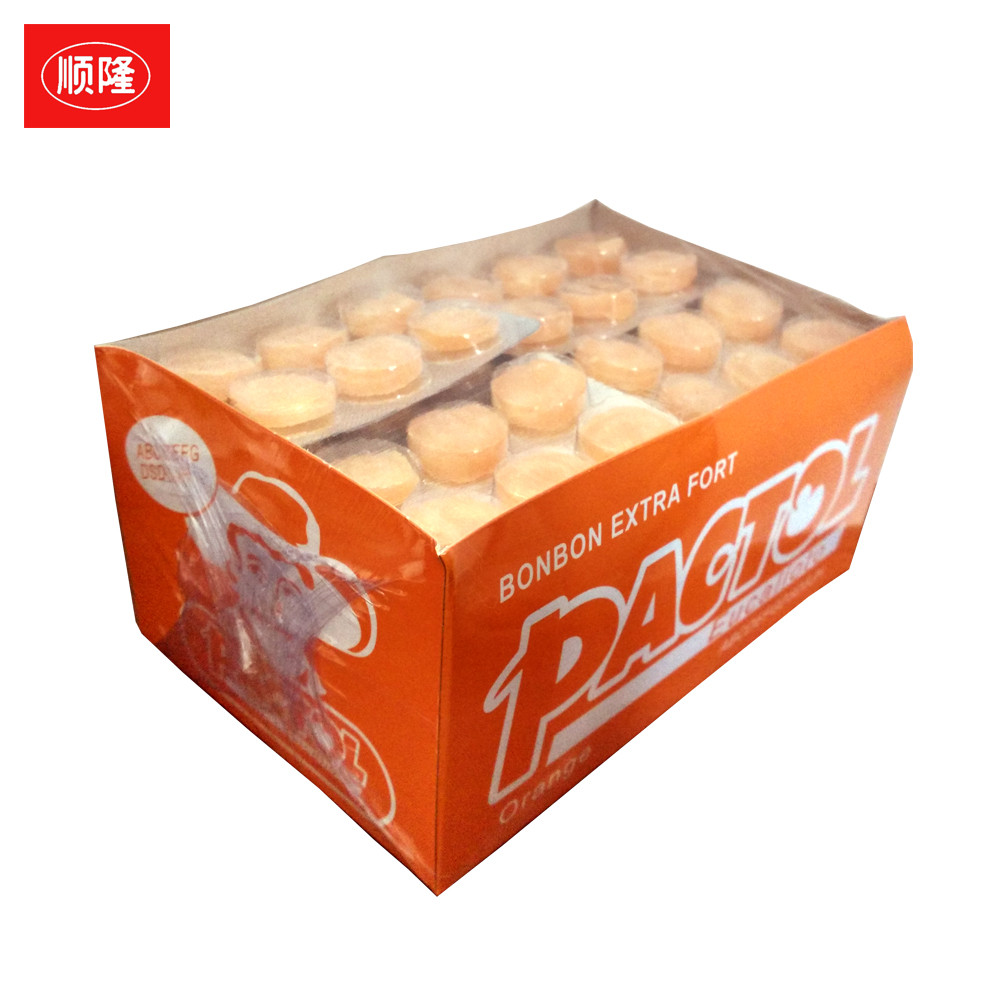 Factory Direct Sale!Orange flavor extra strong mints/NEW DESIGN PRODUCTS