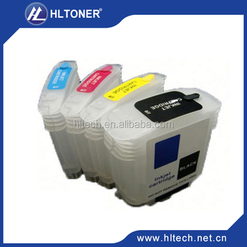 Compatible ink cartridge for H11(C4836A/C4837A/C4838A/C4839A)