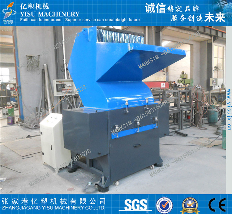 PC800 PC1000 Plastic crusher machine for PET bottle