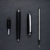 2018 Ball Pen Classical Noble luxuriou Business black Barrel Vintage Style Metal pen