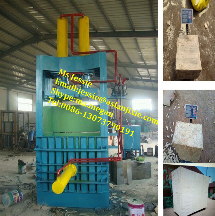 Scrap Paper Press Machine/ Bottle Baler /Bottle Baling Machine