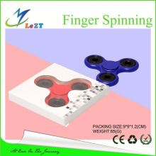 Tri-spinner Antistress Fidget Hand Finger Spinner Spinning Top Stress Wheel Any-steering Stress Spinner Toys