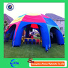 Family party use colorful inflatable tent, inflatable air tent camping inflatable tent vancen