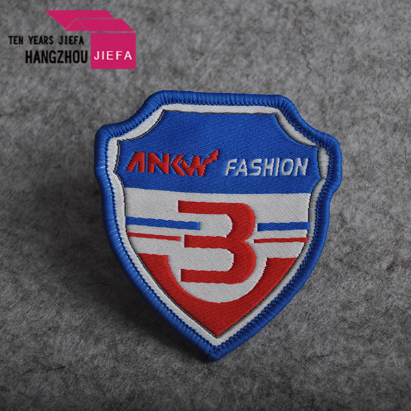 2017 Fashion Design Football Sport Final Patch Jersey Patch