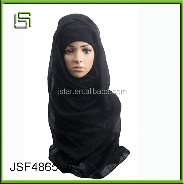 New fashion hijab scarf muslim women scarf and shawl 2016