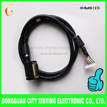 Custom hdmi to lvds cable wire harness