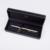 High quality hot silver or gold classic style fountain pen gift set luxury fountain pen
