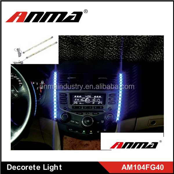 Supply auto lighting system decoration light / car disco light