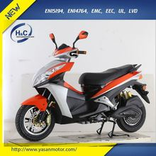 New products 2016 electric motorcycle 1800W 80V adult electric scooter for sales