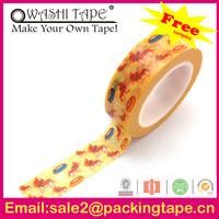 New cute leather black adhesive tape