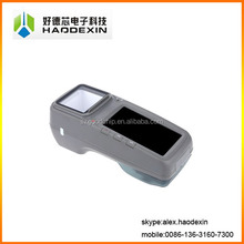 Android handheld pos with integrated receipt thermal printer RFID NFC reader wifi mobile pos terminal GC028+
