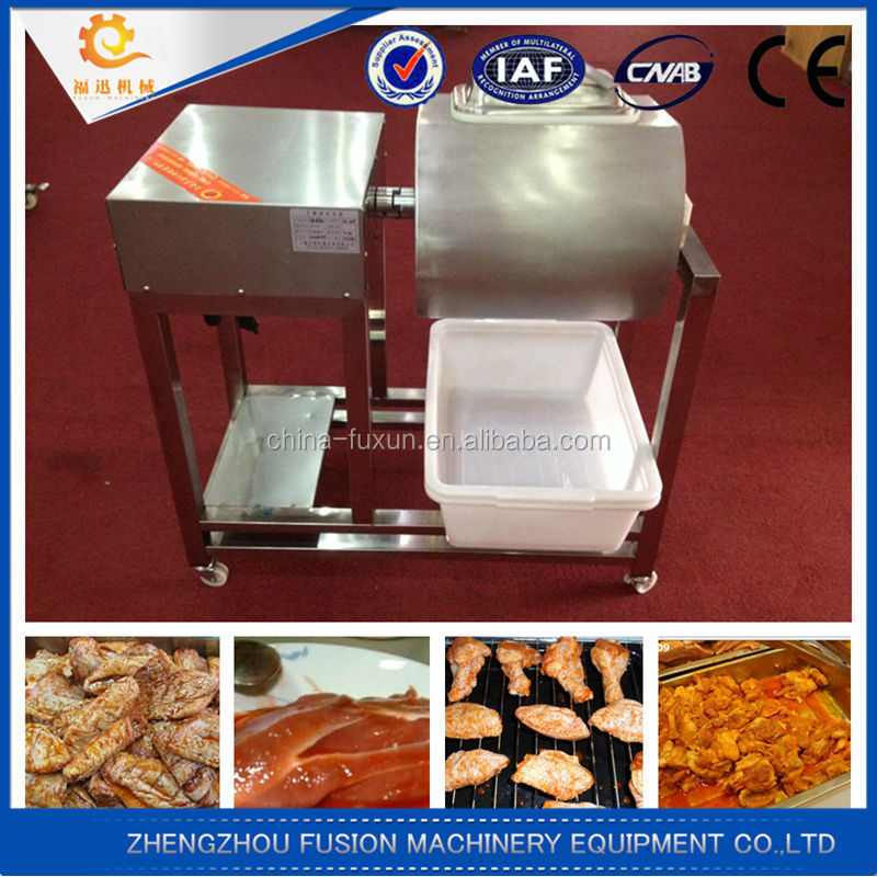 BEST CHOICE vacuum marinator/meat tumbling machine/vacuum meat tumbling machine