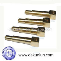 Power Brass Threaded Dowel Pin