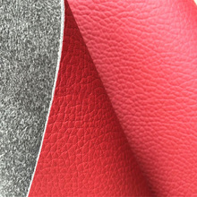 Hign abrasion resistance pvc synthetic leather for car seat covers leather for sofa upholstery