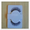 Top sale 100% hand made sky neicha flat fake eyelash