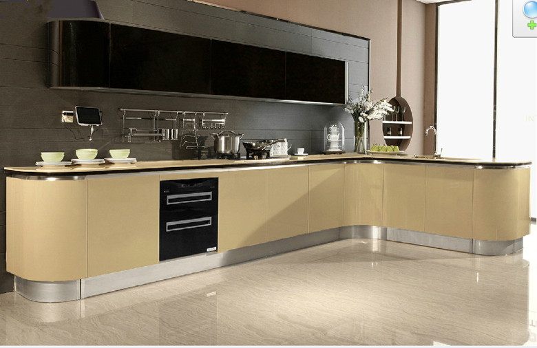 Kitchen Cabinet Color Combinations Pvc Kitchen Cabinet