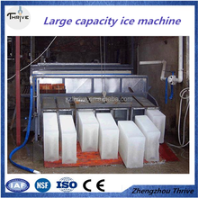 Widely used cube ice making machine/block ice machine for sale/ice machinery maker