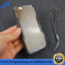 Clear Phone Case WITH STRAP For Iphone 5/5S/6/6S/6 plus/6S Plus