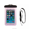 PVC Waterproof Phone Case Underwater Phone Bag Pouch Dry For Sony Xperia T3 M2 E3 E4 For Xperia TX LT29i Phone Waterproof Bag S