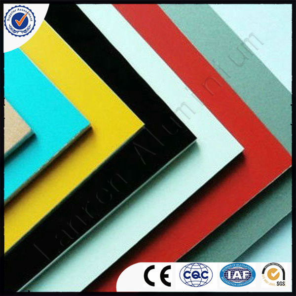 PE Coated aluminium composite panel /sheet for exterior wall or interior wall