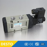 SMC Type Solenoid Valve 5 Port