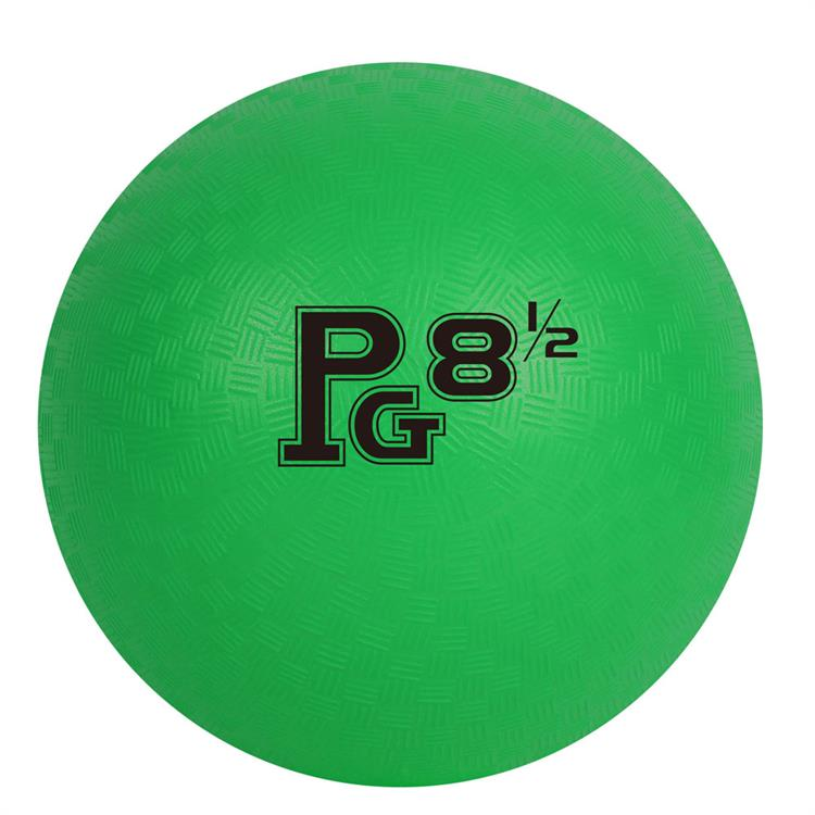 PVC inflatable 8.5inch playground ball
