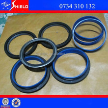 Oil seal 0734310132 of S6-160 Gear box for Huanghai bus parts