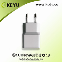 high power wireless usb 5v 1a mini power adapter for mobile phone and tablet pc with black and white color