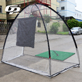 Portable golf practice equipment golf net