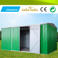 solid structure small two story prefabricated residential houses