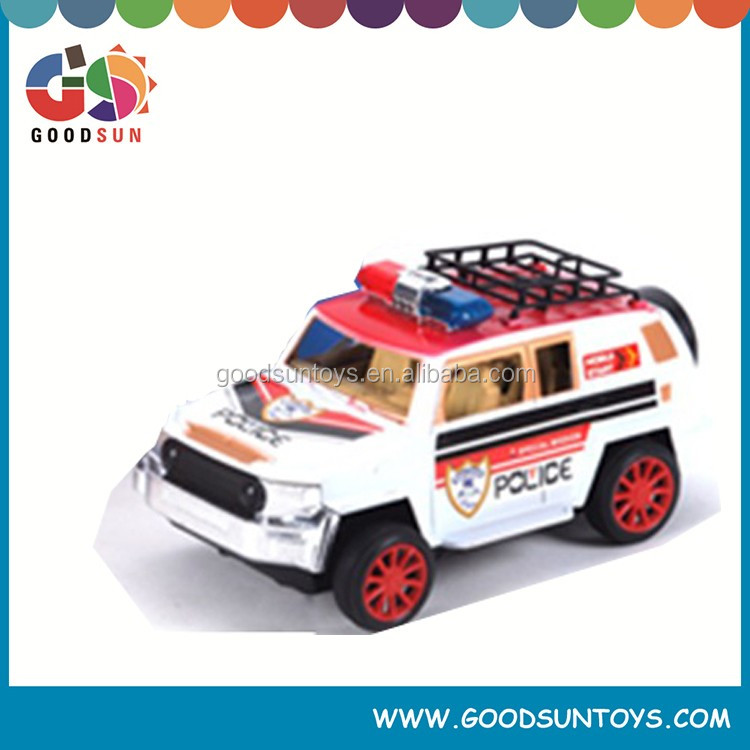 Electric universal police car with light and music kids battery powered police car battery powered mini police car 032149