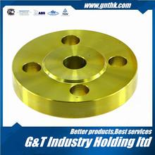 China supplier American Series CLASS 150 standard pipe flange dimensions