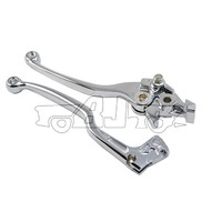 BJ-LS241-004 Custom brake clutch lever motorcycle parts for suzuki smash ax100 k7