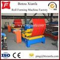 AutoMatic Multifunctional Color Steel Sheet Roof Tile IBR Arc Roll Forming Machine