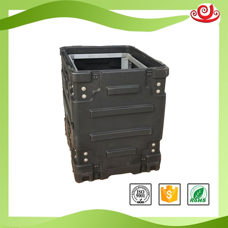 Tricases china manufactory reasonable price plastic case rack cases ip67 waterproof case with locks hole RU140