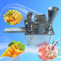 New type automatic samosa dumpling spring roll pastry making machine