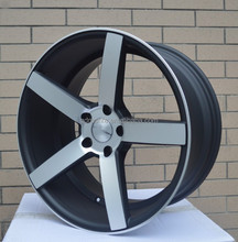 NEW design vossen cv3 replica cast alloy wheels rims for audi cars